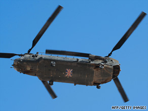 Military chiefs have complained about the troops levels and equipment for the war in Afghanistan.