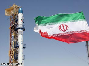 Reported satellite launch took place on the 30th anniversary of the Islamic revolution in Iran.