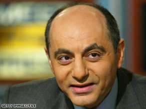 The State Department's top Middle East official will meet with Syria's U.S. ambassador, Imad Moustapha.
