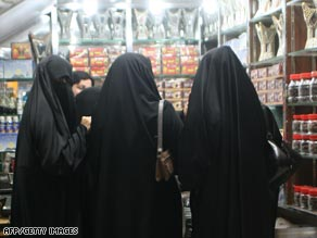 It is OK to slap Saudi women who spend too much, a judge has told an audience.