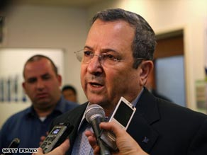 Israeli Defense Minister Ehud Barak has expressed skepticism that Iran can be persuaded to abandon its nuclear ambitions.