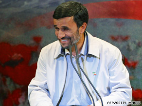 Opposition candidates have until Sunday to file complaints about Mahmoud Ahmadinejad's victory.