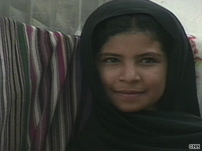 Nujood Ali today is angry and skips school but is still relieved her defiance paid off.