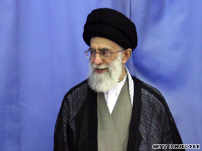 Iran's Supreme Leader Ayatollah Ali Khamenei has closed the prison where the detainee died.