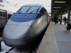 Amtrak is adding more service to deal with expected inauguration crowds.