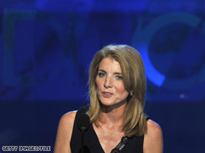 Caroline Kennedy has expressed interest in serving as Hillary Clinton's Senate replacement.