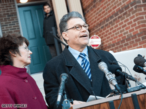 Franken's team is turning to the state's highest court.