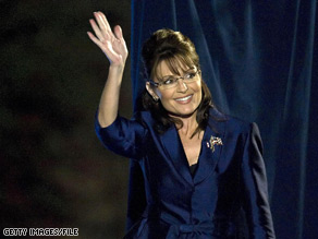 Palin will only accept federal stimulus money for 'job-ready' projects.