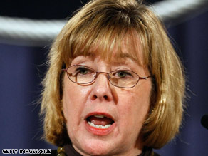 The SEC announced Monday that Linda Chatman Thomsen will be leaving the federal agency.