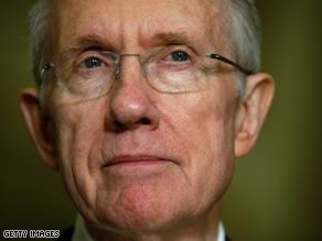 Harry Reid has a disapproval rating in Nevada of 50 percent.