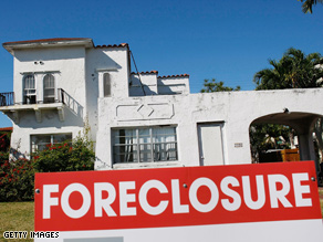 The president unveils his plan to battle foreclosures today.