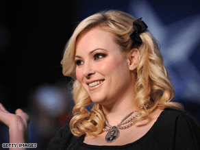 Meghan McCain says its time the GOP embraces technology.