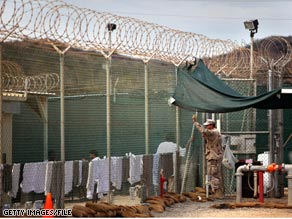 Attorney General Eric Holder is visiting the U.S. detention facility at Guantanamo Bay, Cuba.