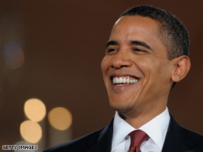 President Barack Obama is halfway through his first 100 days in office and he's still enjoying a honeymoon with the American public, according to an average of recent polls.
