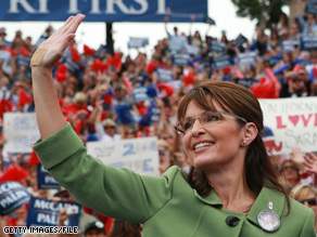 Palin is skipping the annual DC dinner.