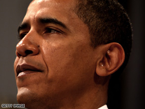 President Barack Obama takes his first stab tonight at the role of fundraiser-in-chief.