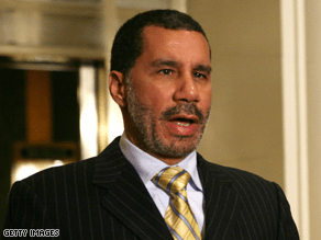 On Thursday, New York Gov. David Paterson announced he will introduce a bill that would allow same-sex couples in New York State to enter into civil marriages with the full rights of legal marriage.