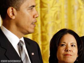 Nancy-Ann DeParle will run President Obama's new Office of Health Reform.