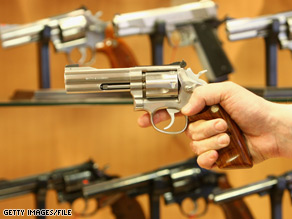 Has public opinion shifted on gun control?