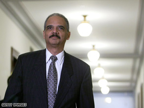 Attorney General Eric Holder is tasked with pioneering a legally feasible plan to close the Guantanamo Bay military prison.