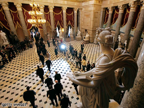 The statue will reside in the Capitol Rotunda alongside other figures of prominent Americans in the National Statuary Hall Collection.