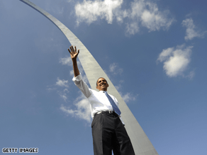 Obama will return to St. Louis later this month.