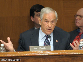 Texas Rep. Ron Paul will return to the early primary state next month.