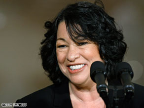 On the Sunday shows this morning, GOP lawmakers said a filibuster against Sotomayor isn't likely.