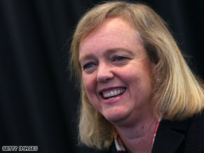 Meg Whitman has won the endorsement of Sen. John McCain.