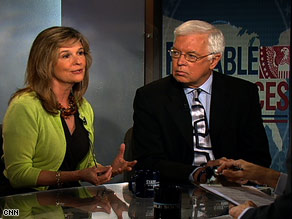 Kathleen Parker and Bill Press discussed the murder of late-term abortion provider Dr. George Tiller on Sunday's Reliable Sources.