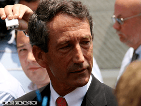 If Mark Sanford were to resign, South Carolina Lt. Governor Andre Bauer said he would be open to a scenario in which he assumes the governorship.