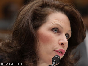 Rep. Michele Bachmann has said she will not provide much of the more detailed information called for in the 2010 Census form.