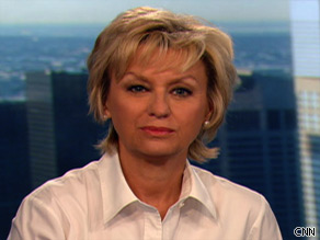 Tina Brown, editor-in-chief of TheDailyBeast.com calls Hillary Clinton 'Obama's other wife.'