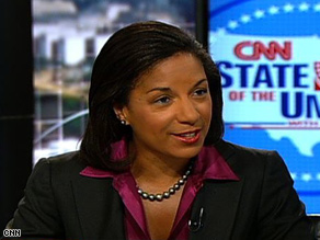 Rice said it was 'ridiculous' to say Bill Clinton was acting in any official capacity during his trip to North Korea.