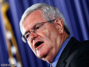Newt Gingrich is standing by his criticism of the Obama administration in the wake of the attempted Christmas Day terror attack