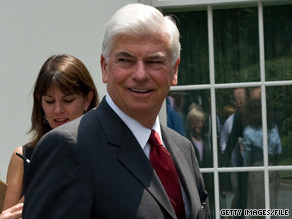 Sen. Chris Dodd is home after a recent surgery, his office announced Saturday.