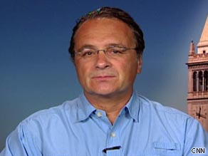 Former CIA officer Robert Baer says Iran is potentially in a 'pre-revolutionary state.'