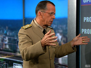 Chairman of the Joint Chiefs of Staff Adm. Mike Mullen deferred comment Sunday about whether possible military sales between the Pentagon and Libya could be affected by the release of the Lockerbie bomber.