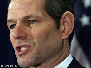 Former New York Gov. Eliot Spitzer is teaching an upper-level political science course at the City College of New York this fall.