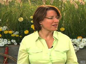 Sen. Klobuchar said Sunday that she thought getting Republican support in the Senate for a health care reform bill was still possible.