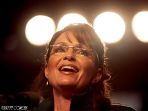 Palin would be 'catastrophic' for the GOP, Plouffe said.