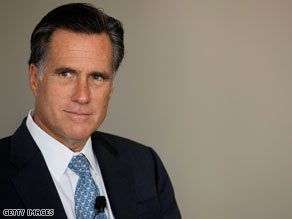 Mitt Romney says he wants to return to Iraq & Afghanistan.