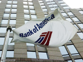 Bank of America pulls ACORN funding.
