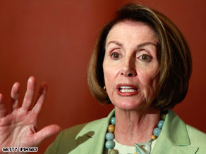 House Speaker Nancy Pelosi ripped congressional Republicans Thursday for holding Democrats to a higher standard.