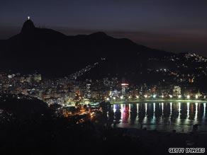 Rio de Janeiro has never hosted the Olympic Games.