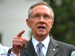 Poll: Reid faltering in re-election bid.