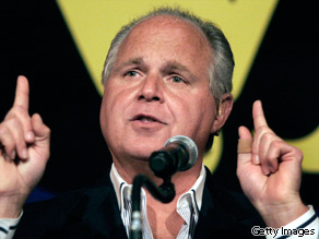 Limbaugh wants to own the St. Louis Rams.