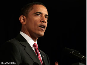 The Obama administration claims the gubernatorial elections aren't a statement on national issues.
