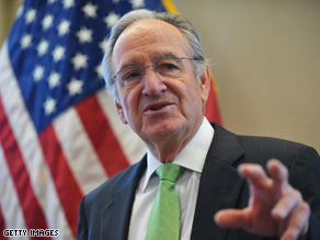 Sen. Tom Harkin promised Friday that a health care bill will be on President Obama's desk before Christmas.