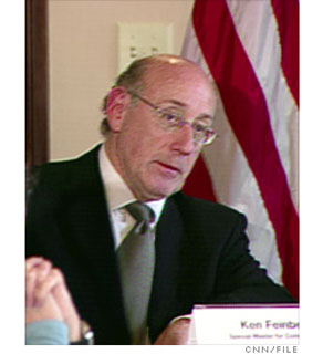 Obama's Pay Czar Kenneth Feinberg is in charge of reviewing pay plans at biggest bailout firms.